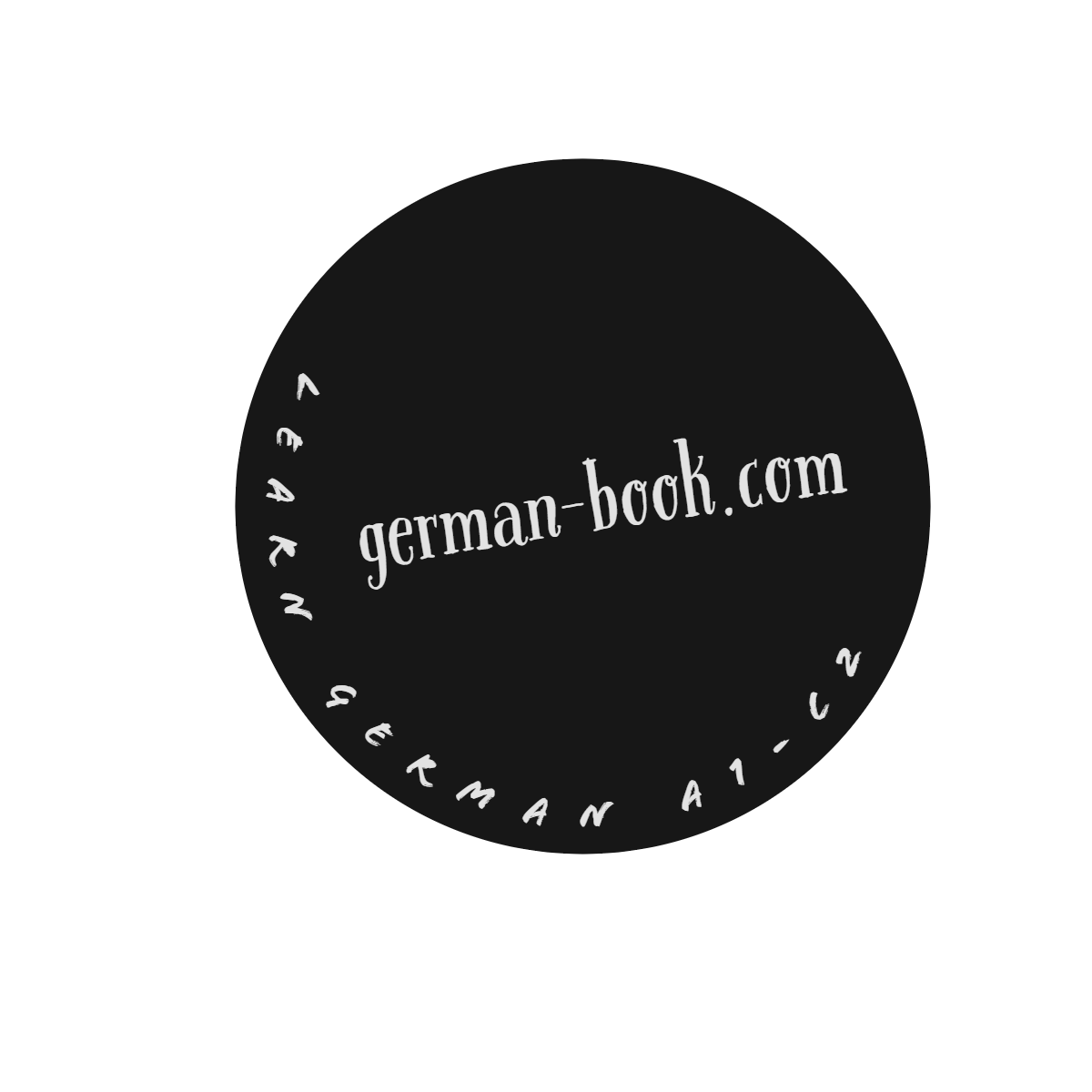 Learn German-book.com A1 – C2